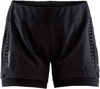 Craft Women's Essential 2-in-1 Shorts W