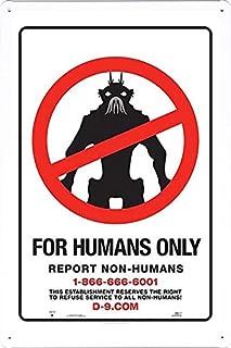 Metal Wall Art Work Movie Theater Tin Poster (WAP-MFG1064) Iron Home Decor Sign