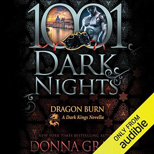 Dragon Burn Audiobook By Donna Grant cover art