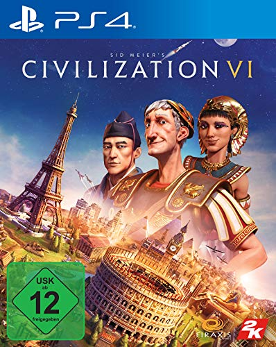 Sid Meier´s Civilization Vl - [PlayStation 4]