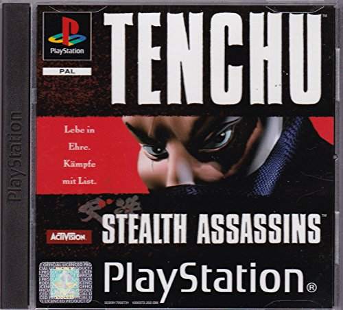 Tenchu 1 - Stealth Assassins [Importación alemana]