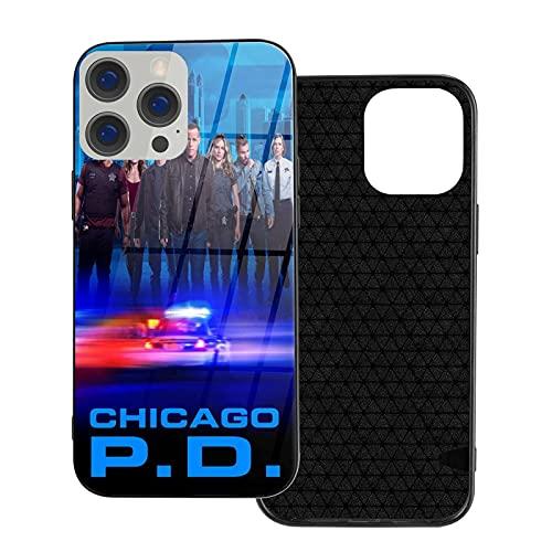 Compatibile con Samsung/Xiaomi Redmi 9A/Note 9/10/8 Pro/iPhone 12/11/X/XR/7 Custodie Chicago Pd Cover per cellulare in vetro