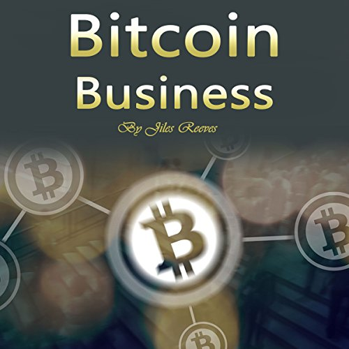 Bitcoin Business audiobook cover art