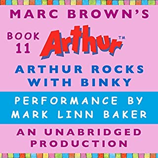 Arthur Rocks with Binky cover art