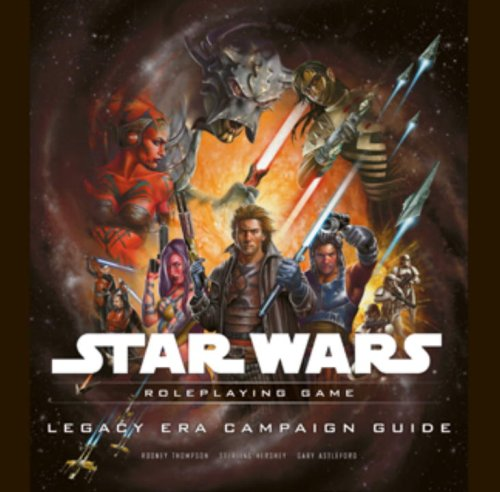 Legacy Era Campaign Guide (Star Wars Roleplaying Game)