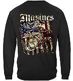 Erazor Bits Marine Shirts   USMC Marines Aerial Assault Long Sleeve T Shirt THM2067LSL