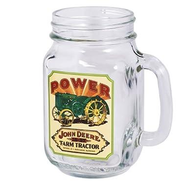 John Deere Trademark Drink Jar (JD - Power)