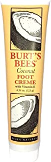 Foot Creme, Coconut, 4.34 oz, 2 pk