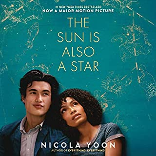 The Sun Is Also a Star                   By:                                                                                                                                 Nicola Yoon                               Narrated by:                                                                                                                                 Bahni Turpin,                                                                                        Raymond Lee,                                                                                        Dominic Hoffman                      Length: 8 hrs and 4 mins     163 ratings     Overall 4.5