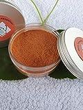 Rote Tonerde Pulver, Gesichtsmaske, mit Ananas Fruchtpulver, für die trockene, blasse empfindliche Haut
