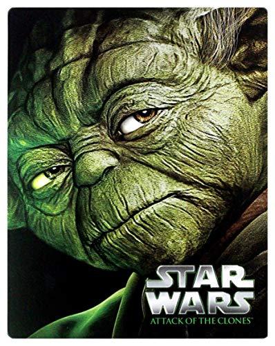 Star Wars: Episode II - Angriff der Klonkrieger [Blu-Ray] [Region B] (Deutsche Sprache. Deutsche Untertitel)