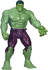 Max. 100 characters per line. Use these to highlight some of the product's most important qualities. Each line will be displayed as a separate bullet point above the product description. AVENGERS ACTION FIGURES - the hulk marvel action figure is a fu...