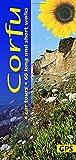 Corfu: 4 car tours, 60 long and short walks with GPS