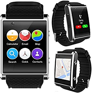Indigi? NEW 2017 3G GSM Unlocked SmartWatch & Phone + WiFi + GPS + Bluetooth 4.0 + Heart Rate Monitor