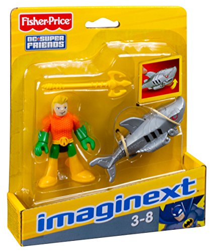 DC Super Friends Aquaman and Robo Shark 5