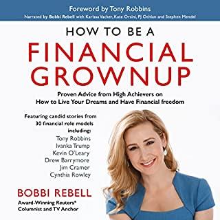 How to Be a Financial Grownup audiobook cover art