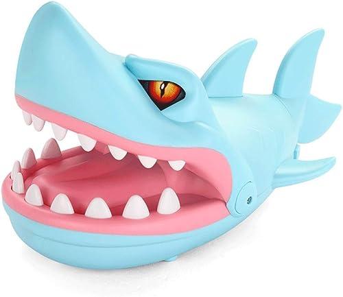 Little Toys Kinderspielzeug Big Mouth Crocodile Toy Shark Biss Handbiss Zahn Extraktion Kind Eltern-Kind Interaktion Früherziehung Puzzle Junge mädchen Spielzeug (Größe   A1)