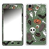 Disagu SF-106574_1211 Design Folie für Wiko Rainbow Lite - Motiv Halloweenmuster 03