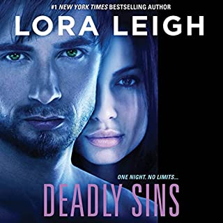 Deadly Sins audiobook cover art