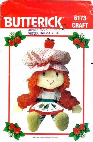 Strawberry Shortcake Doll Clothes - 6