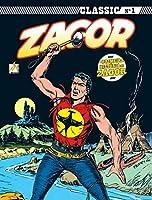 Zagor Classic - volume 01: A floresta das emboscadas