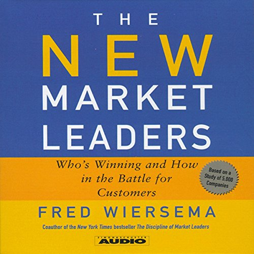 The New Market Leaders audiobook cover art
