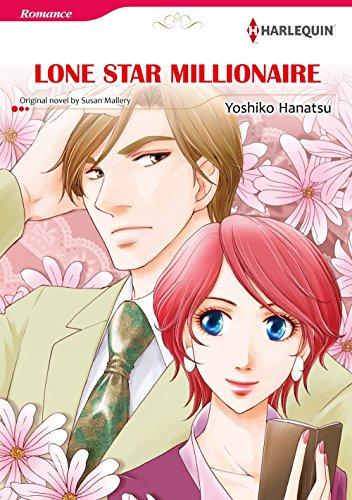 Lone Star Millionaire: Harlequin comics (English Edition)