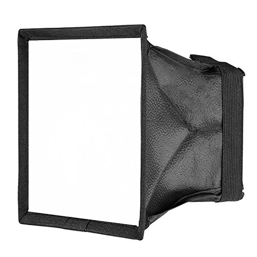 Neewer - 5.9'x6.7' / 15x17 cm Camera pieghevole diffusore Mini...