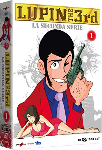 Lupin Iii - La Seconda Serie Vol.1 (10 Dvd) (Limited Edition) (10 DVD)