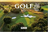 Golf 2021 Golf-Kalender mit Greenfee-Gutscheinen - Deutschlands schönste Golfplätze (62 x42 cm) PAR Verlag