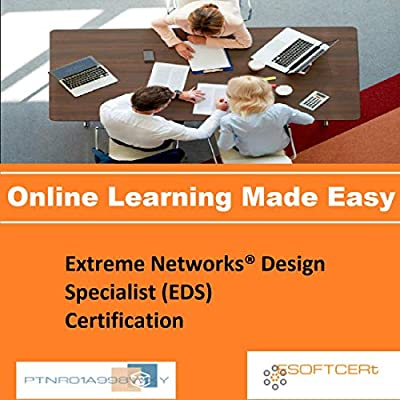 PTNR01A998WXY Extreme Networks Design Specialist (EDS) Certification Online Certification Video Learning Made Easy