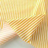 TOLKO Baumwollstoff aus Oeko-Tex Baumwolle | Bunt kräftige