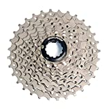 JFOYH 9 Speed Cassette Mountain Bicycle Freewheel 11-32T Fit for Sram/Shimano, Except for XD and Micro-Spline