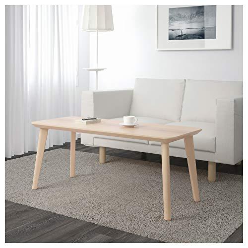 IKEA Lisabo - Mesa de café (Chapa de Fresno)