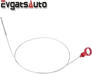Evgatsauto Auto Engine Oil Dipstick Tool Transmission Fluid Level Tool for Chrysler Dodge Jeep Auto Trans Fluid Oil Level -Dealer #s : 8863B, 9336, 9336A, 42RLE, NAG1, 62TE 2.7 3.5 3.6 3.7 5.7 6.1 6.4
