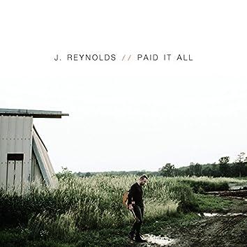 Paid It All (Radio Version)