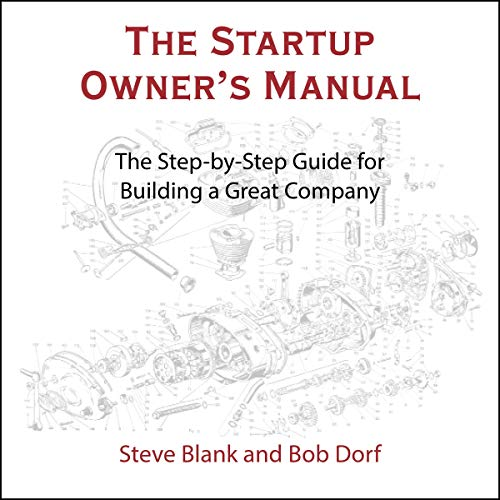 The Startup Owner's Manual Titelbild