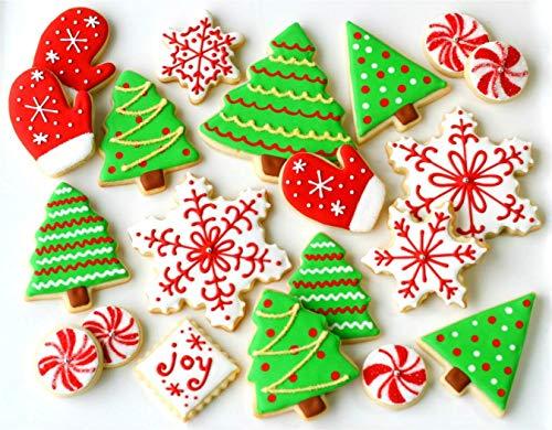 Sablés de Noël  10 recettes de sablés de noël à réaliser