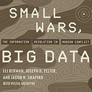 Small Wars, Big Data audiobook cover art