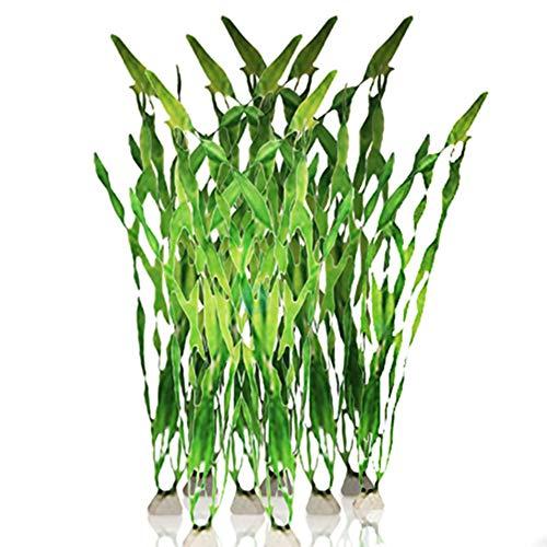 JOR Artificial Vallisneria Spiralis Plant, Aquarium Decor, Create Aquatic Forest, Fish Love...
