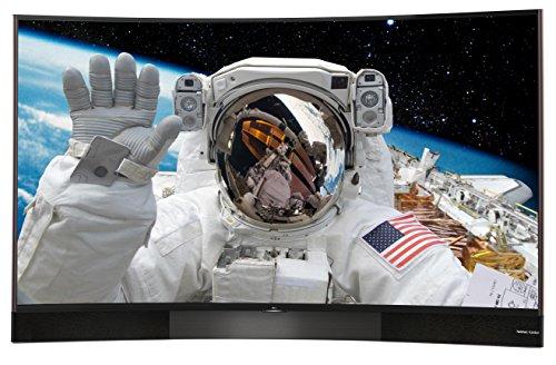 TCL U65S8806DS 165 cm (65 Zoll) Curved Fernseher (Ultra HD, Triple Tuner, Smart TV)