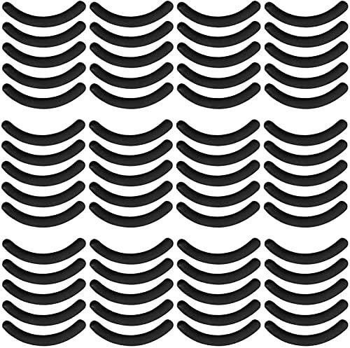 Recharges pour recourbe-cils universel en caoutchouc de silicone (lot de 20)