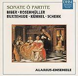 ドイツ盛期バロックの弦楽器のための室内楽曲集-オーセンティック・ベスト50(15)-