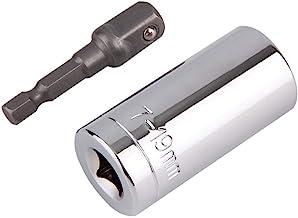 مفتاح لفك جميع انواع البراغي متعدد الإستخدام مع قطعة تركيبة بالدريل