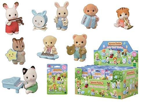 Sylvanian Families Mini muñecas y Accesorios, multicolor (E