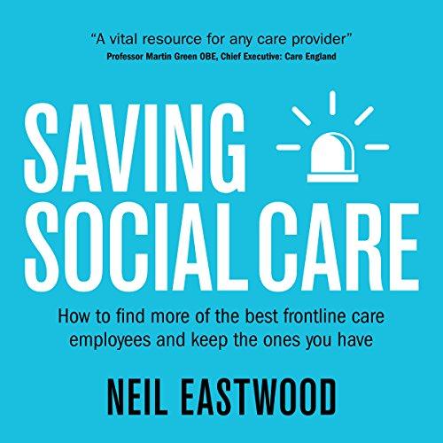 Saving Social Care cover art