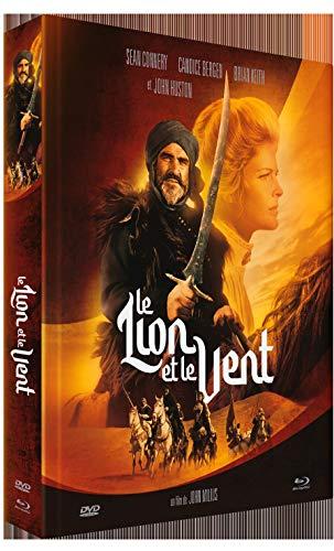 Le Lion et le Vent [Édition Mediabook Collector Blu-Ray + DVD] [Édition Mediabook Collector Blu-ray + DVD + Livret]