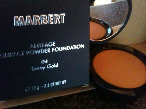 Marbert Pflege Face Care - Make-up A - A Compact Foundation Nr. 04 Tanny G