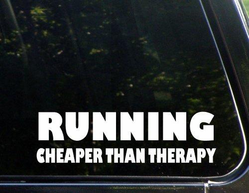 Hardlopen goedkoper dan therapie (9