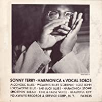 Harmonica & Vocal Solos by Sonny Terry (2012-05-03)